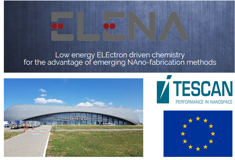 ELENA- Project Low energy ELEctron driven chemistry for the advantage of emerging NAno-fabrication methods