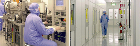 Ångströms Laboratory Cleanroom